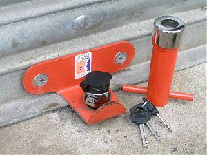Garage Security Singletrack Forum